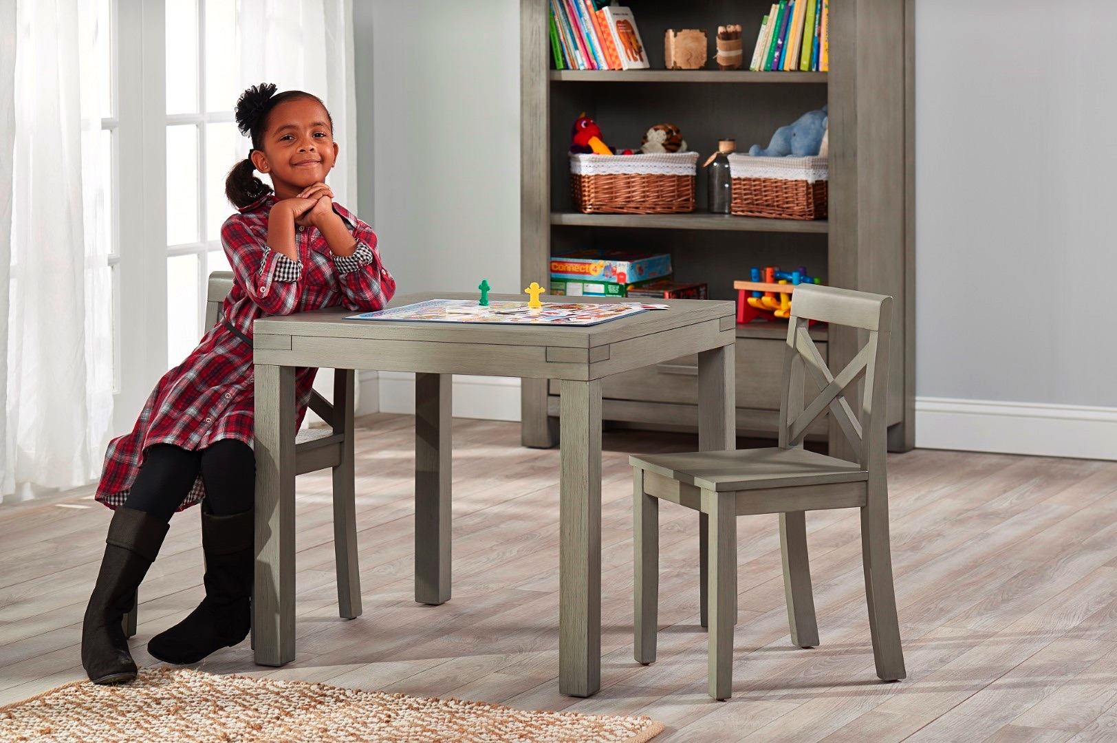 Merveilleux ... Piermont Tables U0026 Chairs   Gray