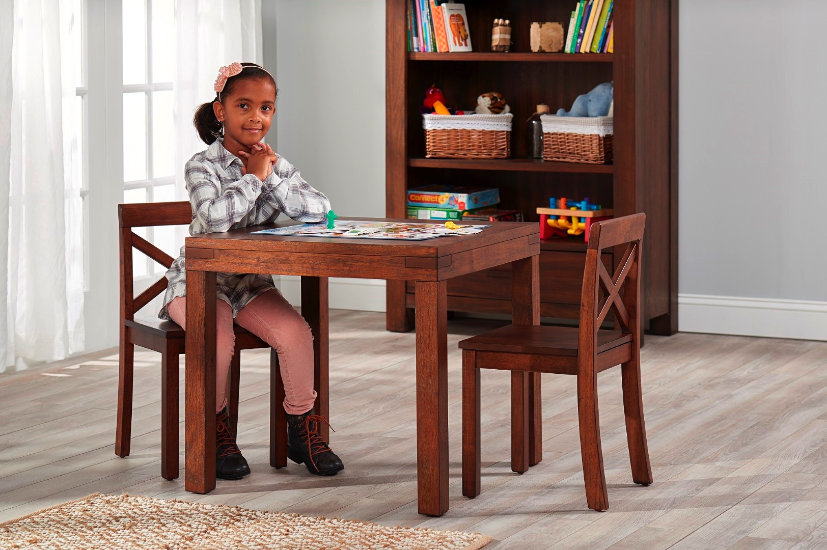 Incroyable ... Piermont Tables U0026 Chairs   Brown