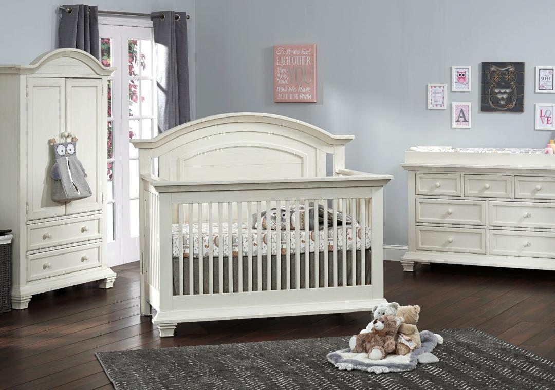 Vintage baby nursery furniture thenurseries - Vintage antique baby room ideas timeless charm appeal ...