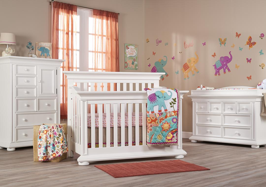 Nursery Furniture Collection Sets Oxford Baby Kids