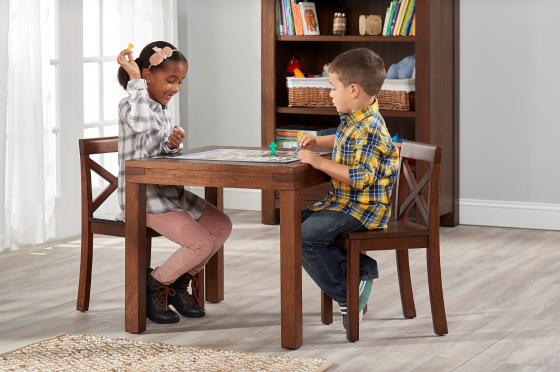 Piermont Tables & Chairs - Brown