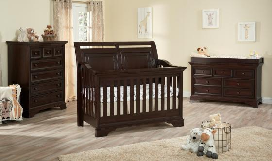 Promenade Park Cherry Ash Collection Set Oxford Baby