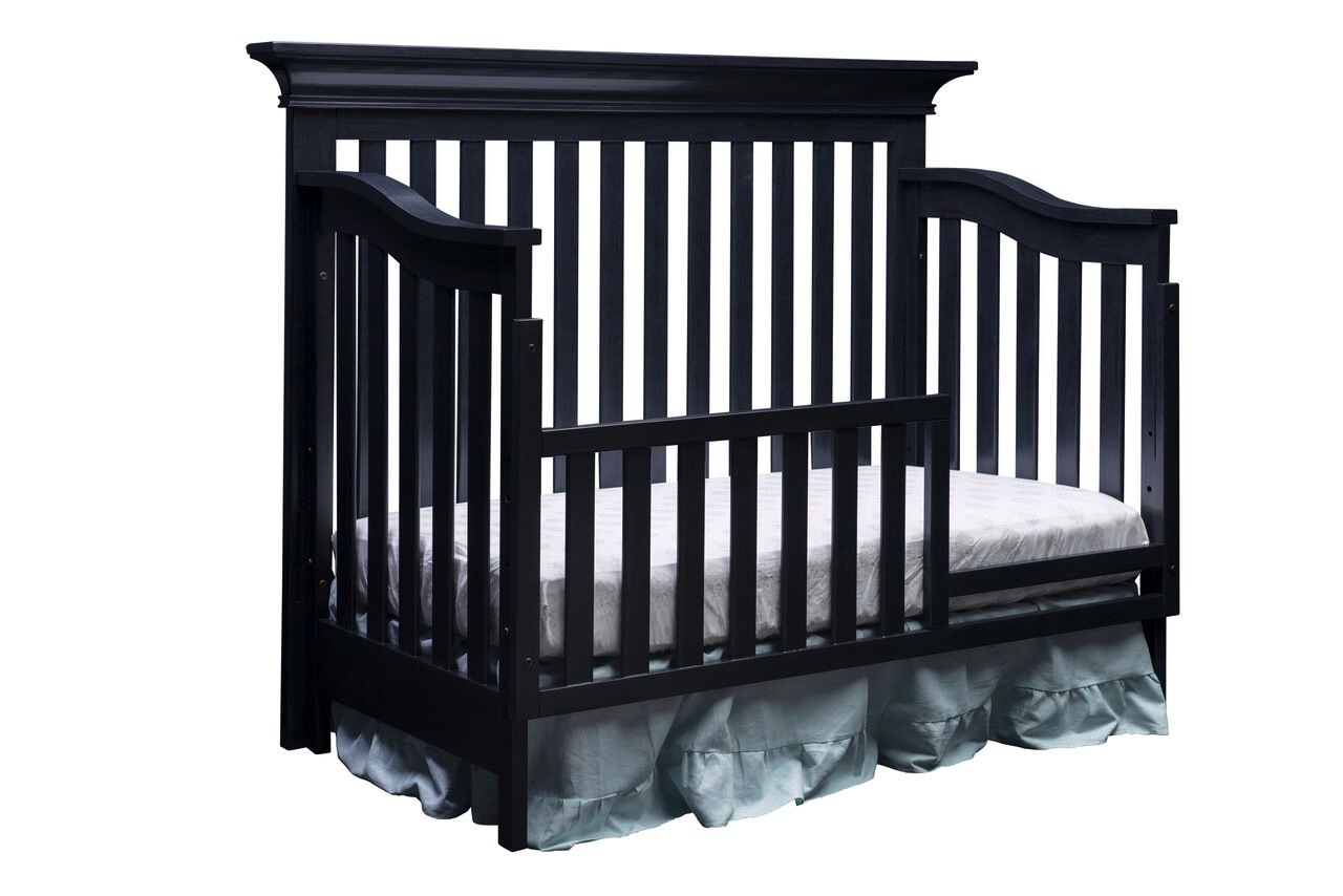 Guard Rail Harlow Navy Midnight Slate Oxford Baby Amp Kids