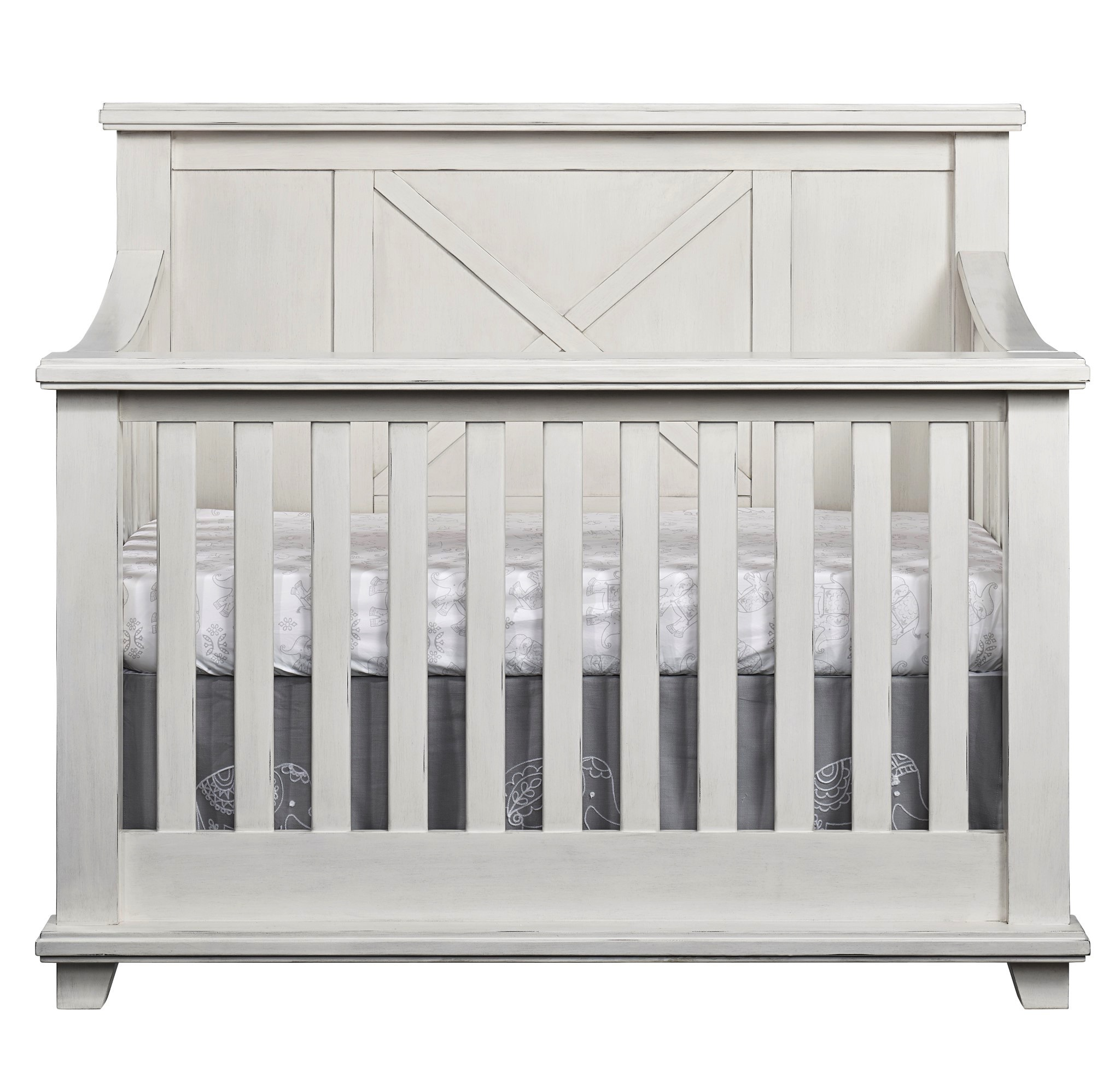 4 In 1 Convertible Crib Oxford Baby Amp Kids