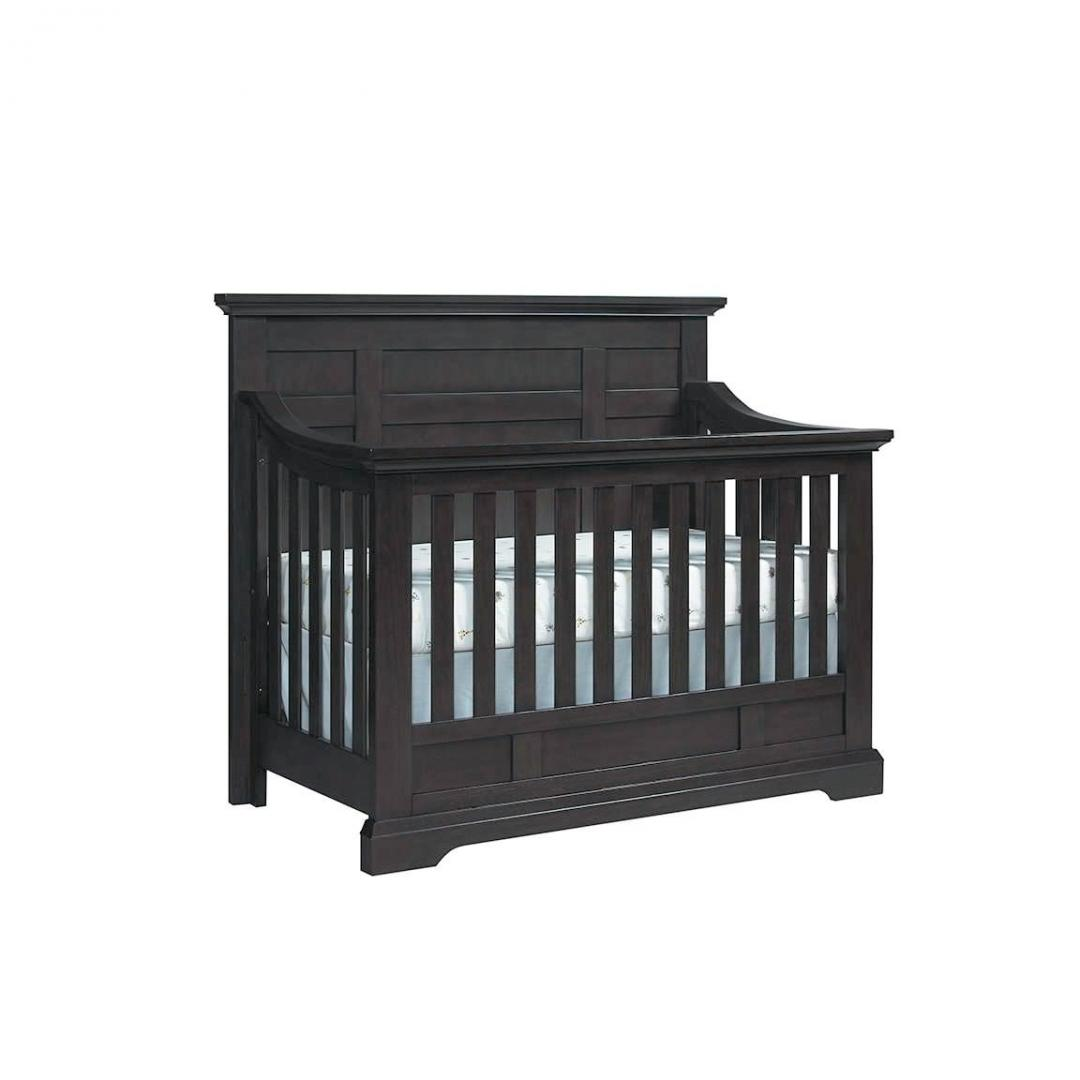 4 In 1 Convertible Crib Dallas Slate Oxford Baby Amp Kids