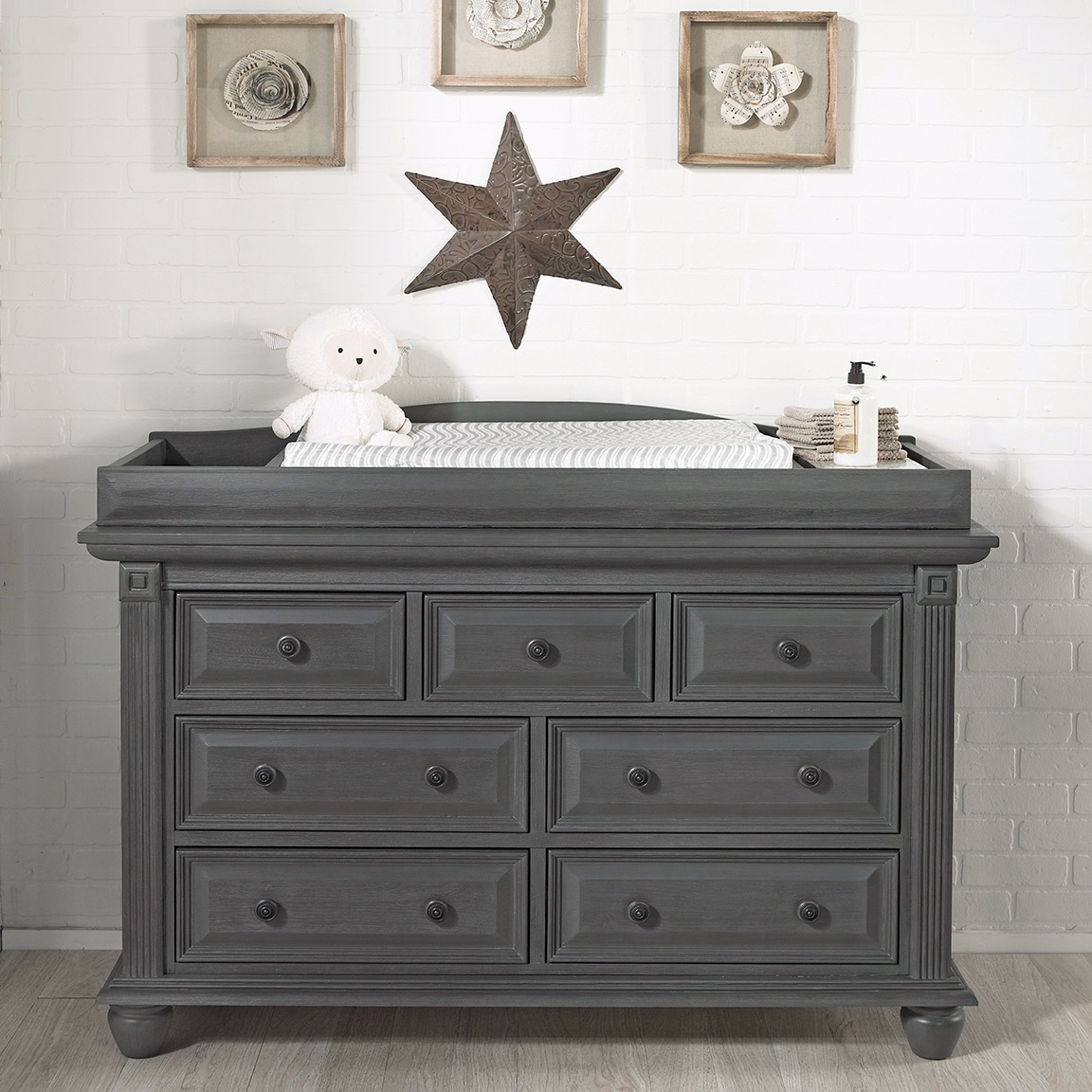 drawers dresser tips babys baby nursery diaperstation lightroom ikea drawer of s organization changing room