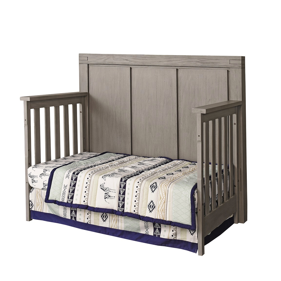 Pier One Baby Furniture: Piermont Rustic Stonington Gray