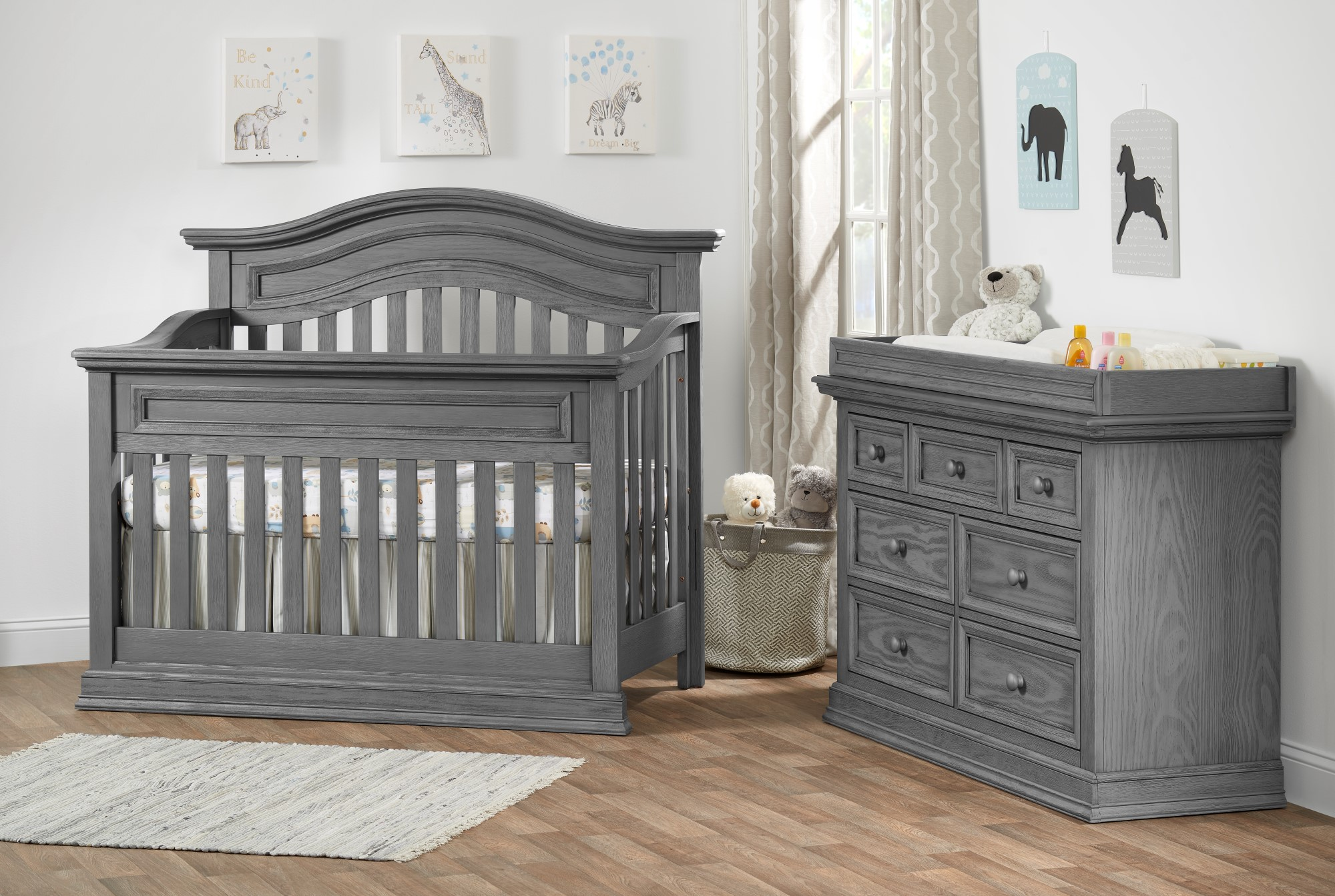 Glenbrook Graphite Gray Collection Oxford Baby Amp Kids