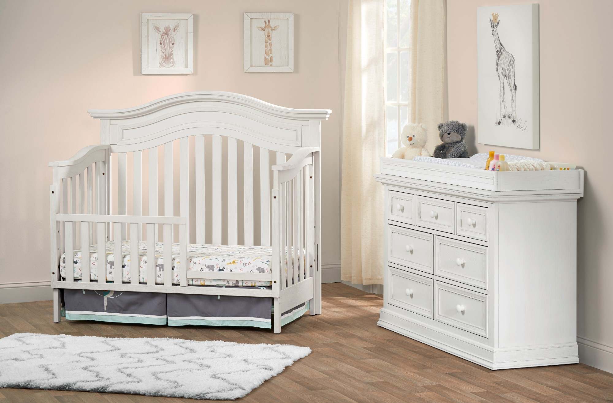 Piermont Rustic Stonington Gray Collection Oxford Baby