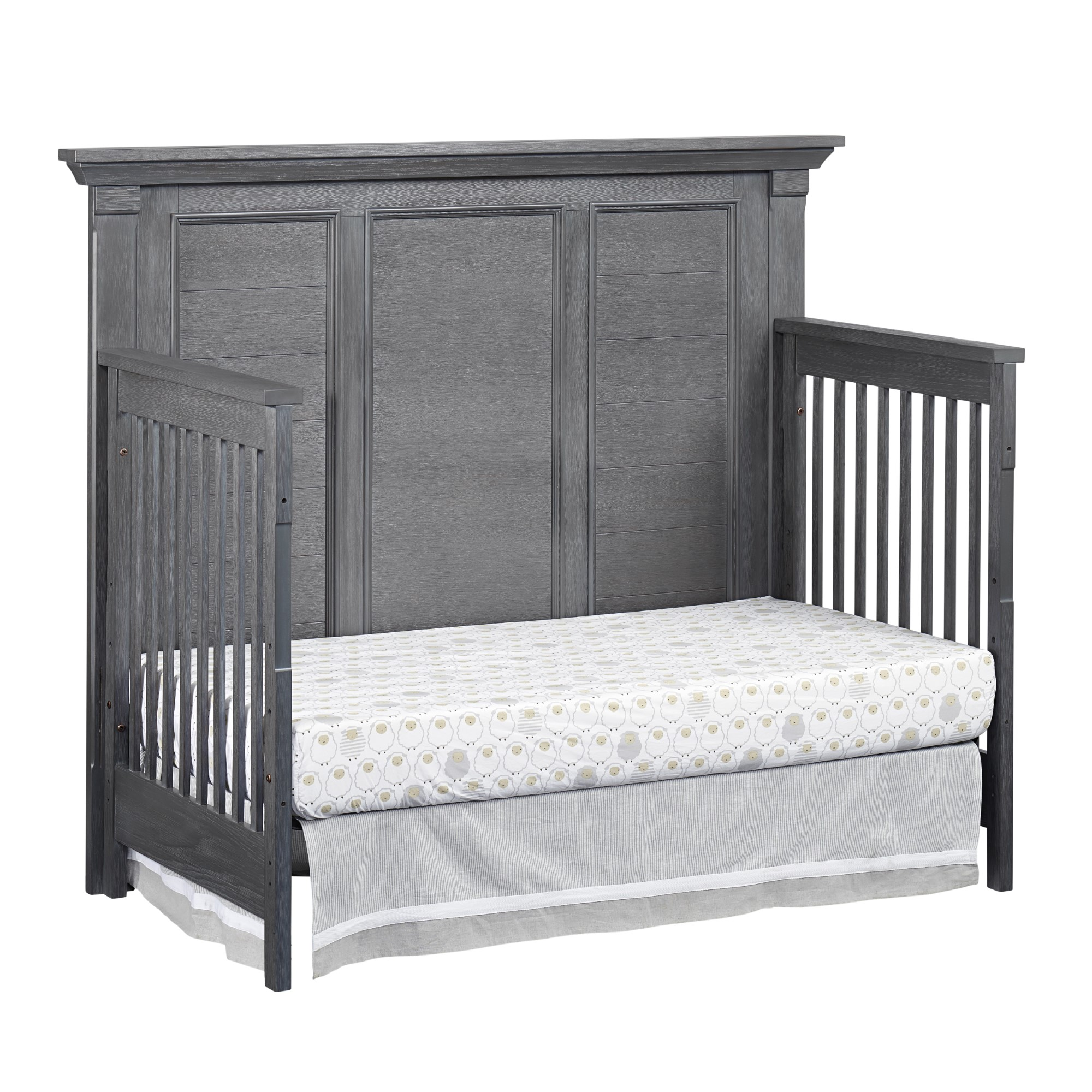 hanley in drawers with pin convertible cribs design cashew crib westwood