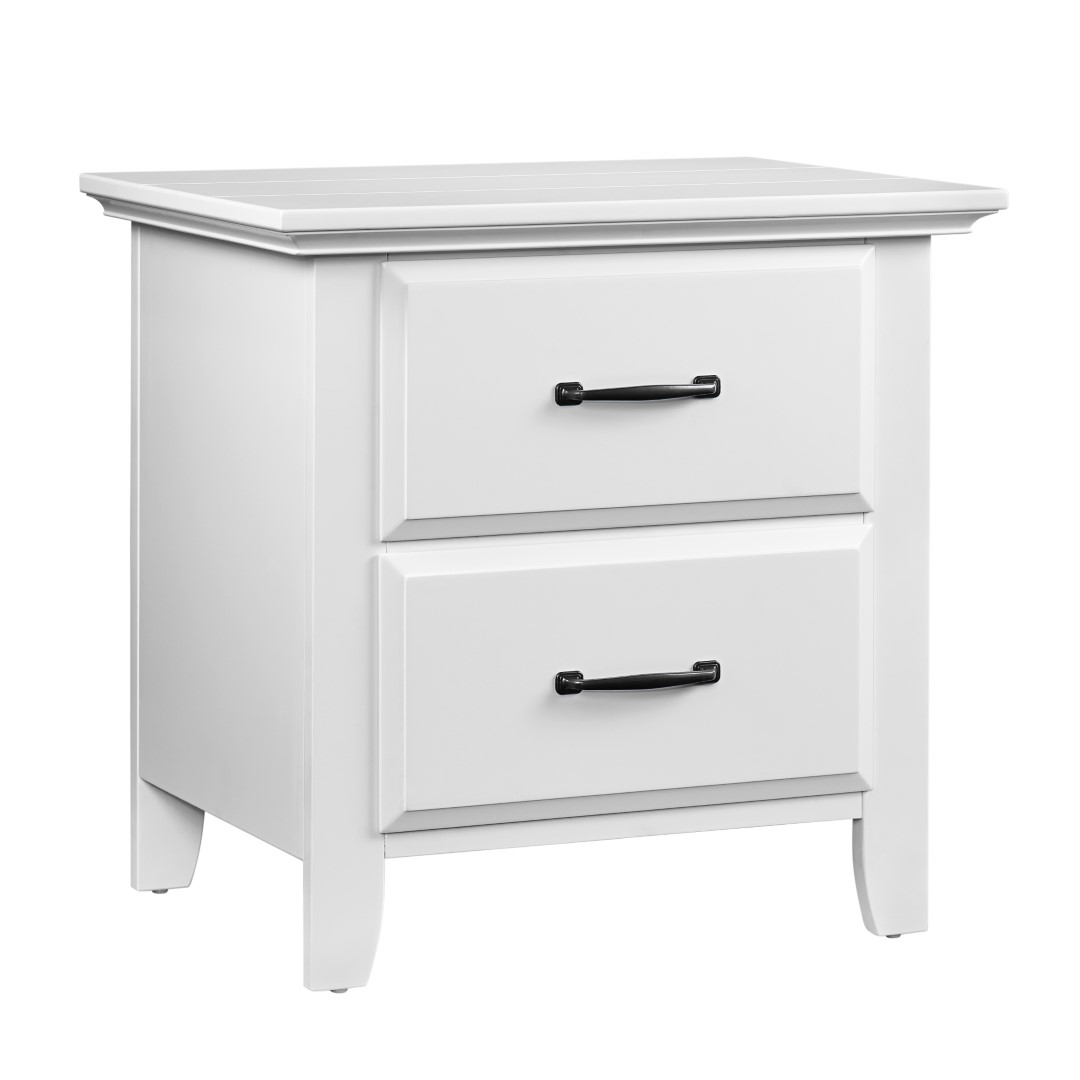 Night Stand Willowbrook White Oxford Baby Amp Kids