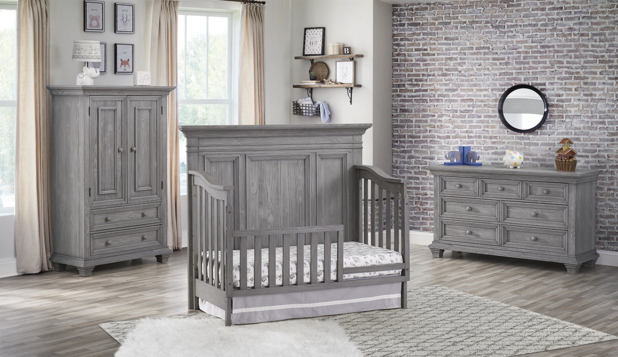 Westport Toddler Bed RS